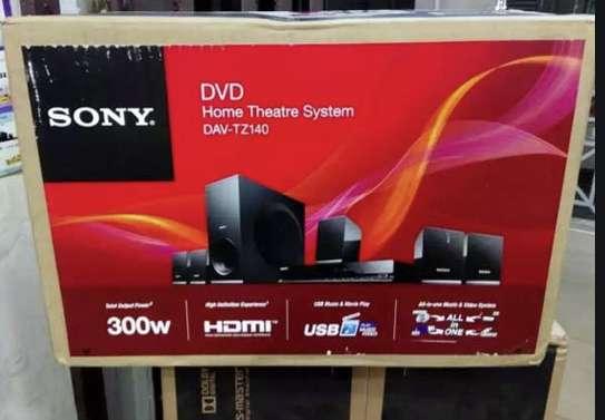 Sony Hometheater DAV-TZ140 image 1