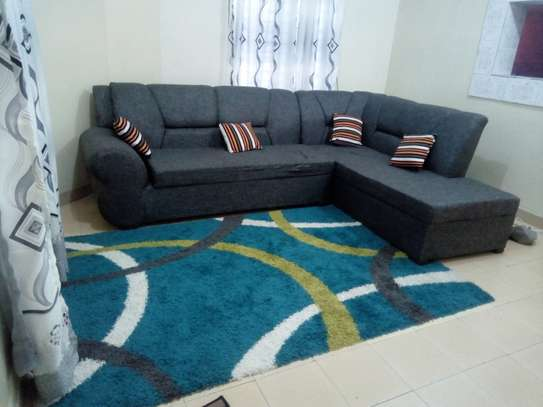 L SHAPE CORNER SOFA.STOCK CLEARANCE