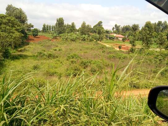 On sale;A prime commercial1 Acre in Wangige,Westlands image 9