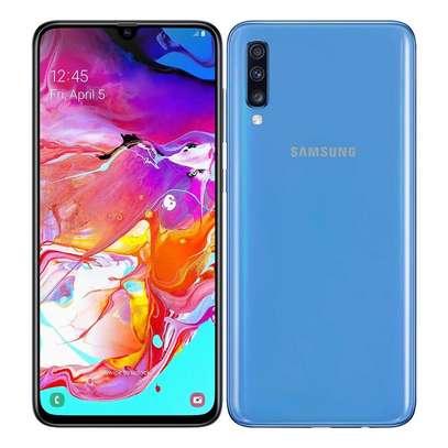 Samsung Galaxy A70, 6.7-Inch, 128GB + 6GB RAM (Dual SIM), 4500mAh image 1