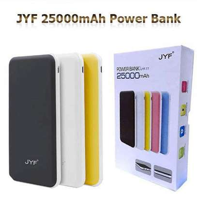 JYF 25000mah Ultra Slim Power Bank image 1