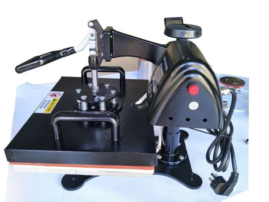 Heat Press Transfer Machine Plate Steel Frame Thick Board Digital Pressing image 7