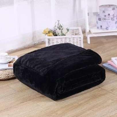 Soft Warm Fleece Blanket 150*203 Cm image 1