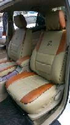 Cool colours car seat covers