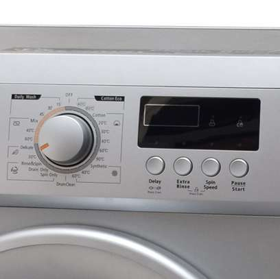 RAMTONS FRONT LOAD FULLY AUTOMATIC 6KG WASHER 1200RPM + FREE PERSIL GEL- RW/145 image 3