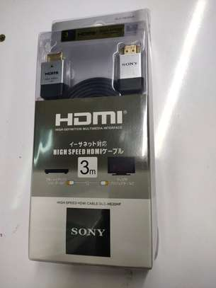 hdmi cable - Sony High Speed (3M) image 2