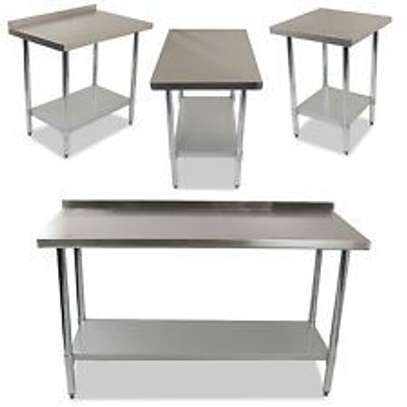 stainless steel working  tables