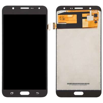 LCD Screen and Digitizer Fullembly for Galaxy J7 (2015) image 3