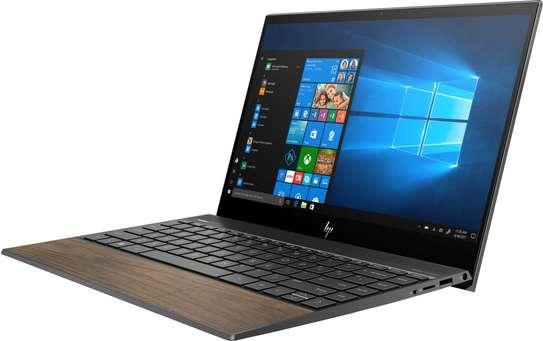HP Envy 13 - aq1057TX Wood Edition 10th Generation Intel Core i5 Processor image 1
