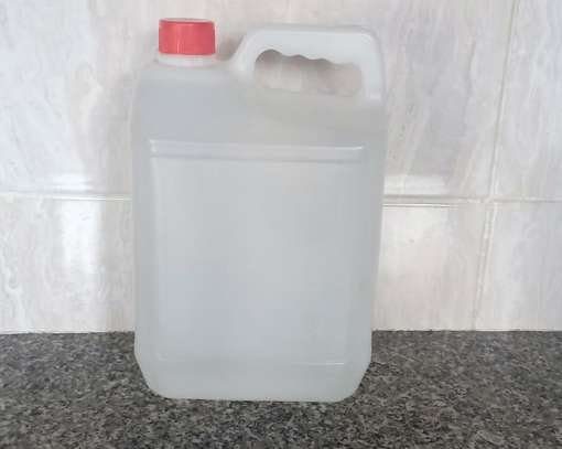 Plastic containers - 4 litre