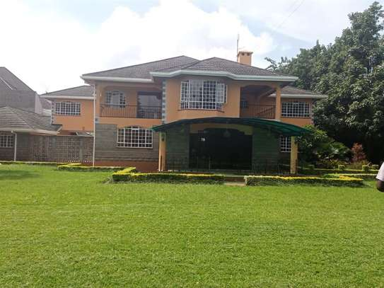 North Muthaiga - House, Townhouse