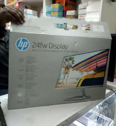 Hp 24FW Display Monitorwq image 1