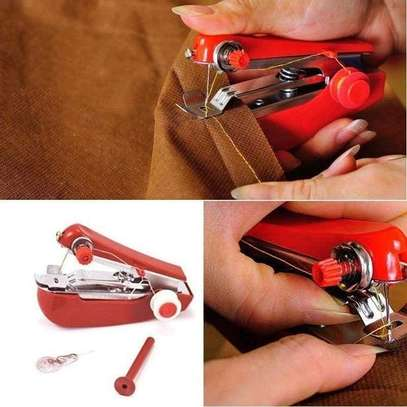 Mini Handheld Sewing Machine for Handwork image 5