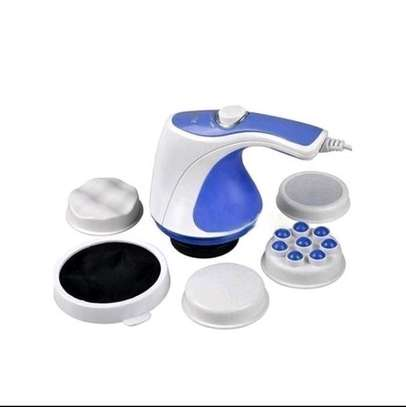 Generic Relax & Spin Tone Slimming Toning & Relaxing Body Massager - 25 Watts