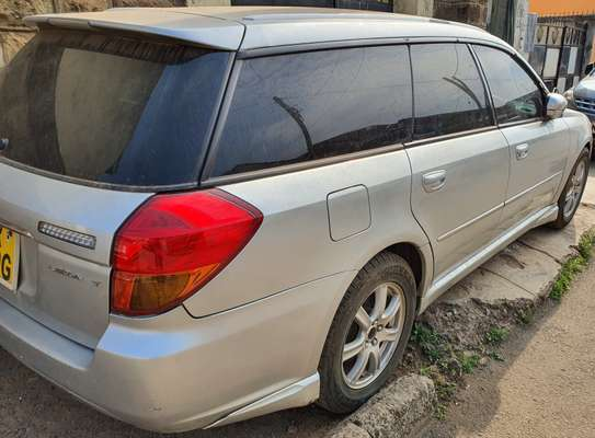 2.0 L BP5 Subaru Legacy 2005