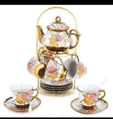 13pcs Tea Set image 3