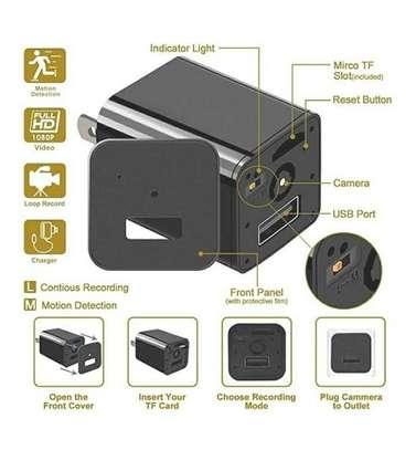 1080P Mini Camera USB Phone Charger image 4