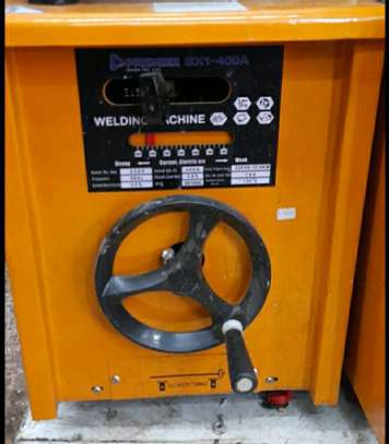 Welding machine BX1-400A  Model image 1