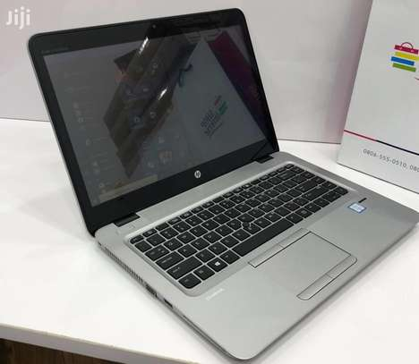 Laptop HP EliteBook 840 4GB Intel Core i5 HDD 500GB image 1