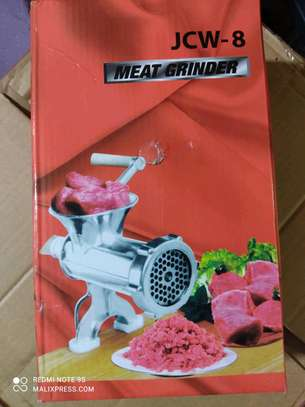 Manual meat grinder image 1