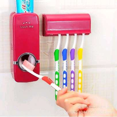 Toothpaste dispenser image 1