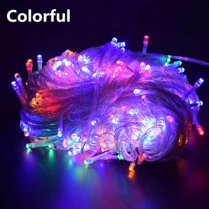 Christmas lights led string lights Luces Decoracion fairy light Multy colour image 1