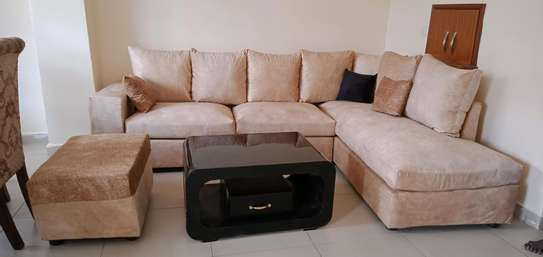 Sofa l set image 1