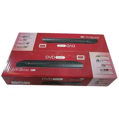 Smart Full Hd dvd and cd player with usb port image 1