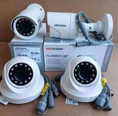 All HIKVision CCTV cameras HD image 1