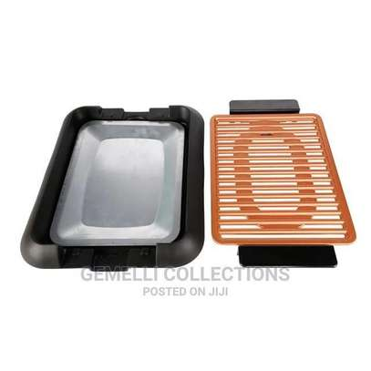 Electric Smokeless Grill image 3
