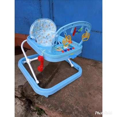 Baby walker/stroller/ feeding chair image 1