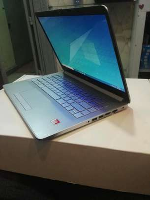 Hp 14 Notebook PC AMD A4 WITH RADEON R3 GRAPHICS image 5
