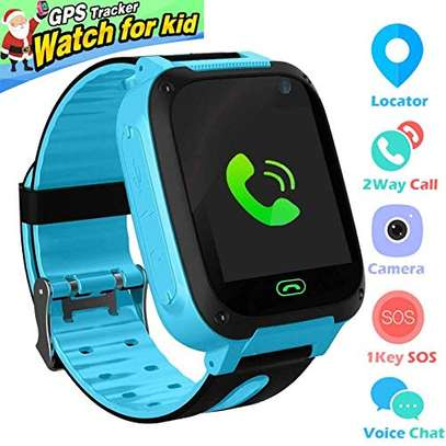 KIDS GPS WATCH WITH SIMCARD CALL CHAT TAKE PHOTO