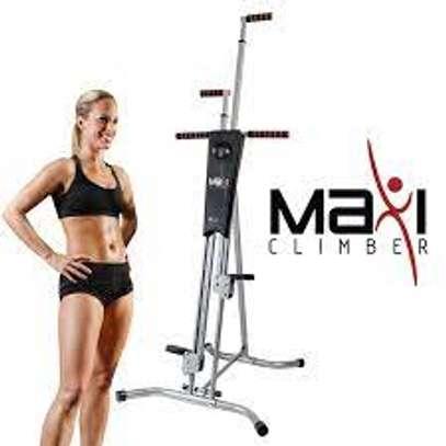 MAXI CLIMBER, exercise machine image 4