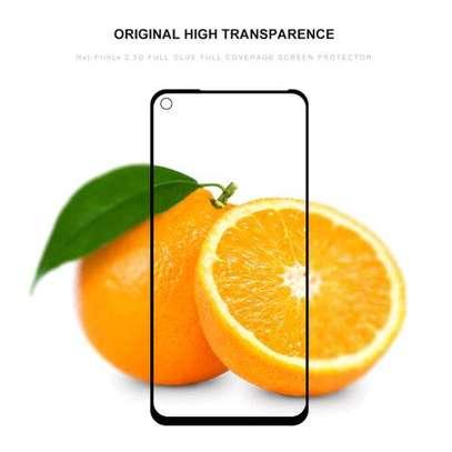 Full Coverage Film for Huawei Nova 5i Pro / Mate 30 Lite Full Glue 0.26mm 9H 2.5D Tempered Glass image 2