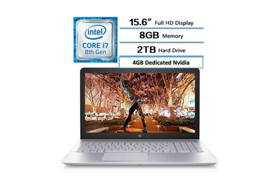 Hp Pavilion Intel core i7 8th Generation (Brand New)