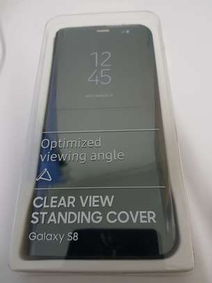 Official Clear View Case with Sensor for Samsung Galaxy S8/S8 Plus image 2