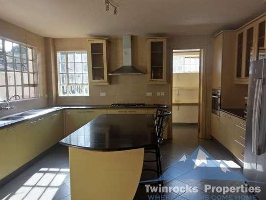 Furnished 4 bedroom house for rent in Karen image 7