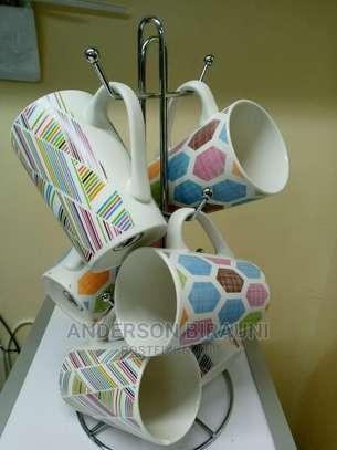 Ceramic Mug 6cs image 1