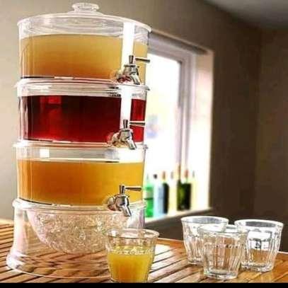3litres acrylic juice dispense image 1