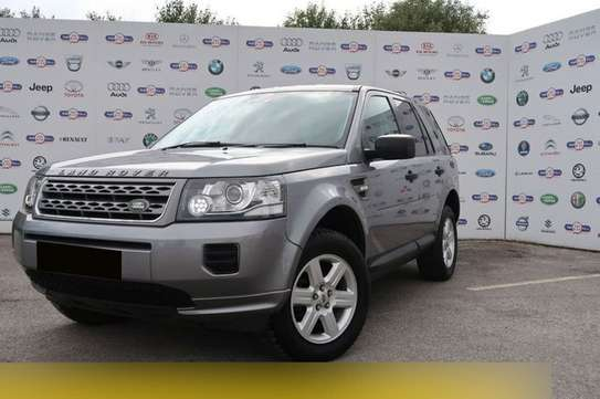 Land Rover Discovery II image 1