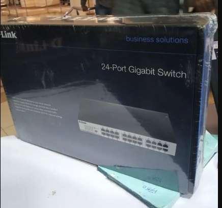 24 Port Gigabit Switch image 1
