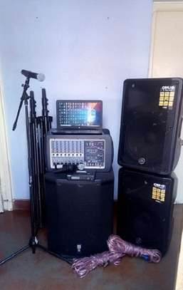 Hire Public Address System in Nairobi