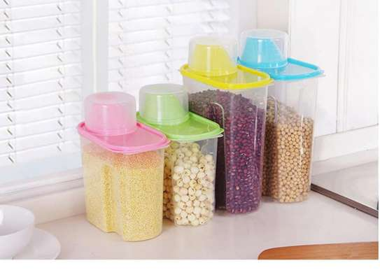 Cereal Jars image 1