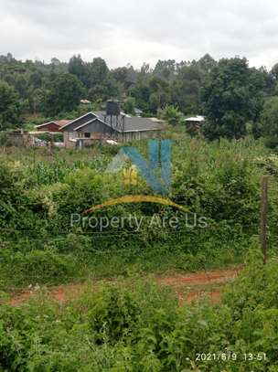 500 m² residential land for sale in Kikuyu Town image 5