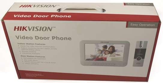 Hikision video door phone image 2