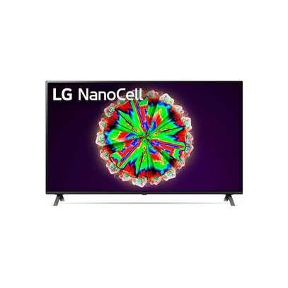 55 inch LG NanoCell TV - 55NANO80 Series, 4K Smart ThinQ AI image 1