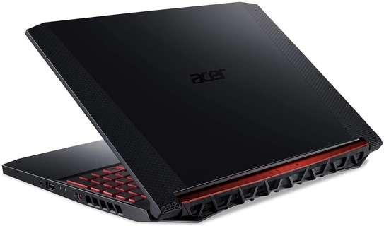 "2020 Premium Acer Nitro 5 15 Gaming Laptop 15.6"" Full HD IPS 9th Gen Intel 4-Core i5-9300H(Beats i7-7700HQ) 8GB DDR4 256GB PCIe SSD 1TB HDD 4GB GTX 1650 Backlit KB Win 10 + iCarp Wireless Mouse image 1"