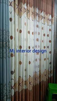 DOTED CURTAINS image 1