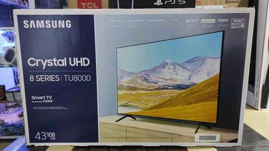 Samsung UHD 8 series TU8000 image 1